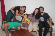 Alexa und Nico, Deutschland und Argentinien