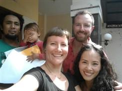 Daniel & Girlfriend, USA und Vietnam