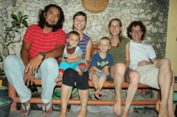 Yuma, Nina und Daniel, Schweiz